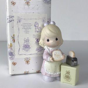 Precious moment Special Toast Figurine